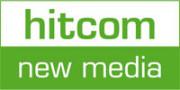 Hitcom New Media Logo