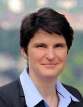 Umweltministerin Tanja Gönner
